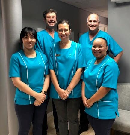 West Coast Dental Studio Team